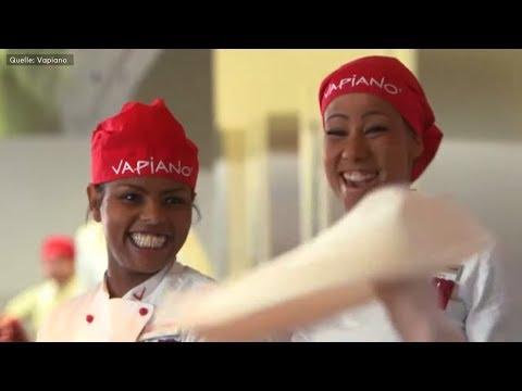 Restaurantkette Vapiano steckt weiter tief in den roten Zahlen