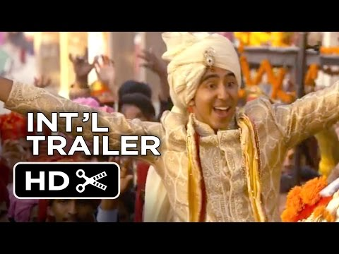 The Second Best Exotic Marigold Hotel Official UK Trailer #1 (2015) - Dev Patel, Judi Dench Movie HD thumbnail