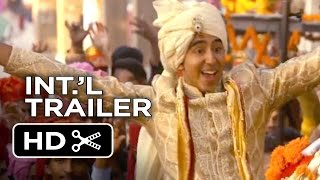 The Second Best Exotic Marigold Hotel Official Uk Trailer  1  2015    Dev Patel  Judi Dench Movie Hd
