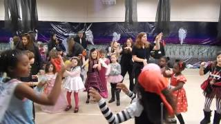 Columbia Preparatory &amp; Grammar NYC<br>Kindergarten &amp; Pre-K Halloween Party