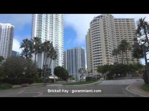 Brickell Key, Miami FL, Condos Buying – Selling