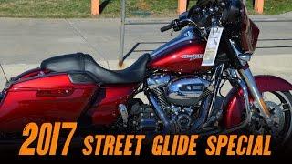 10. 2017 Harley-Davidson® FLHXS - Street Glide® Special Stage 2 BOOM Audio