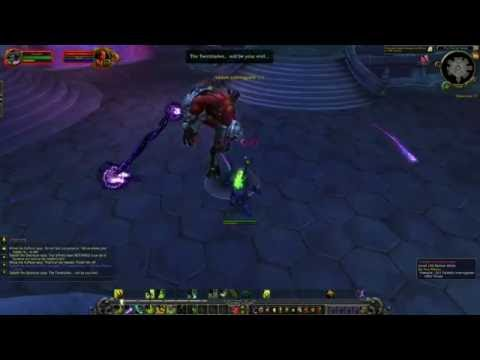 World of Warcraft By Any Means Demon Hunter Artifact Legion Quest Guide