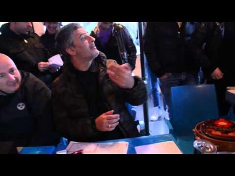 Video Edicola Backstage 29 Aprile 2014