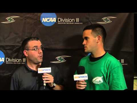 Stevenson Men's Soccer vs Hood Post Game Interview