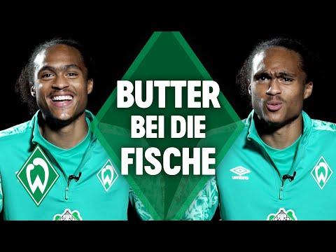Tahith Chong - Butter bei die Fische | SV Werder Bremen | Manchester United