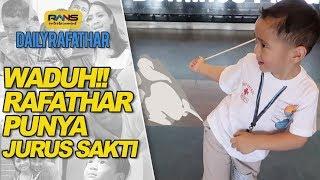 Video WADUH!! RAFATHAR PUNYA JURUS SAKTI #DAILYRAFTHAR MP3, 3GP, MP4, WEBM, AVI, FLV November 2017