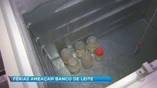 Banco de Leite Humano de Marília está em situação crítica e precisa de doações
