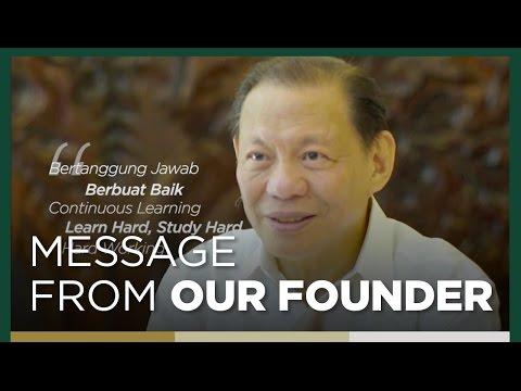Inspirasi Sukses Sukanto Tanoto