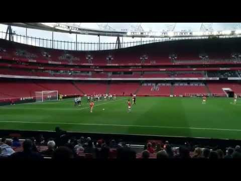 crowley - Arsenal U21 4-2 West Brom U21 http://www.arsenal.com/match/report/1415/post/under-21/arsenal-u21s-4-2-west-brom-report.