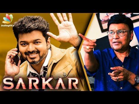 Bhagyaraj About Sarkar Story Issue | Interview | Thalapathy Vijay, AR Murugadoss Movie