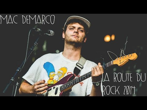 Live Music Show - Mac DeMarco @ La Route du Rock 2014