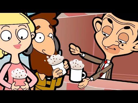Coffee Bean | (Mr Bean Season 3) | NEW Funny Clips | Mr Bean Official