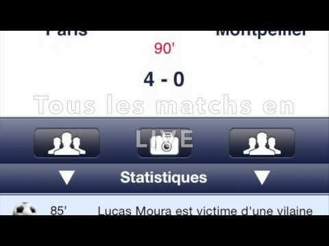Video of Foot PSG