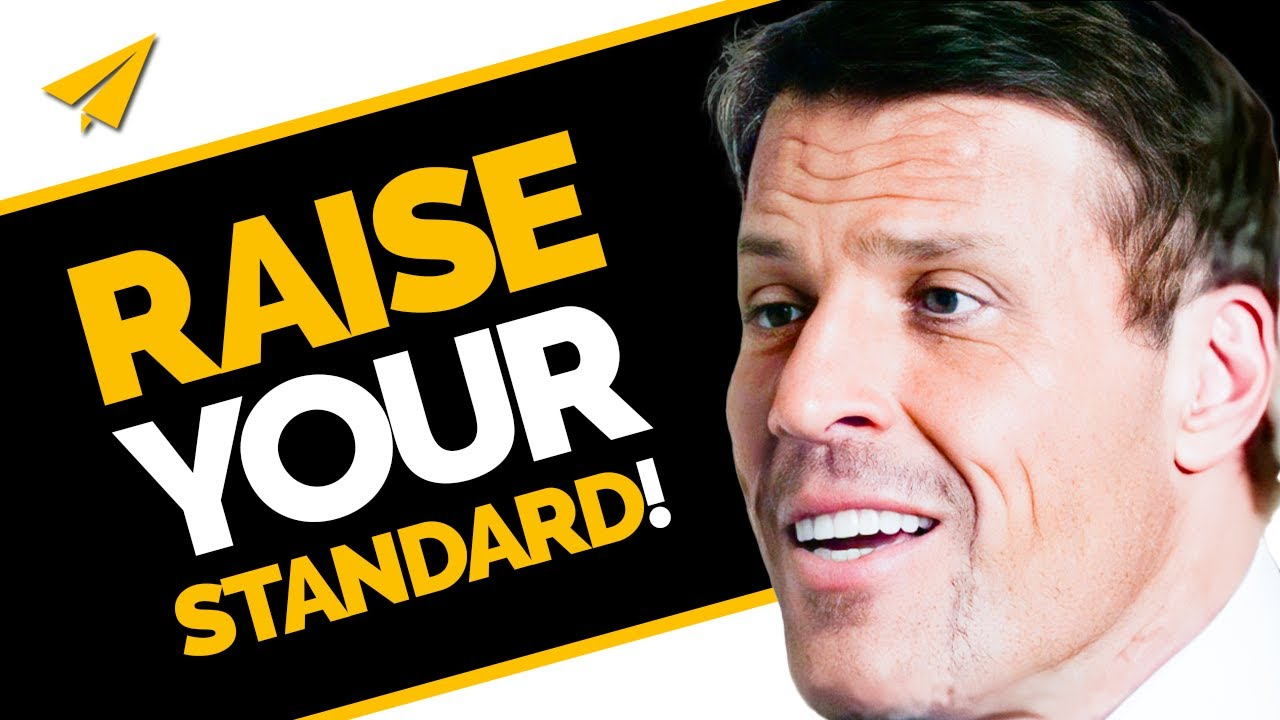Tony Robbins's Top 10 Rules For Success, Entrepreneurship and Business