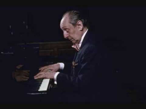 540 - Vladimir Horowitz plays Mozart's Adagio in B minor, K. 540. Orchestra Hall, Chicago, October 26, 1986.