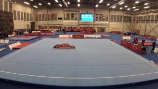 2019 CWG - Artistic Gymnastics - Male All Around Final - Floor