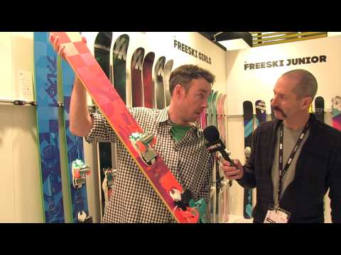 Vlkl Ski Review &#8211; ISPO 2013