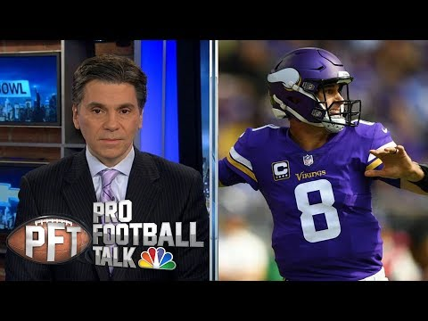 Video: NFL Week 11 Preview: Vikings-Bears, Chiefs-Rams, Eagles-Saints | Pro Football Talk | NBC Sports