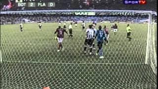 FLAMENGO 2x2 BOTAFOGO 29/04/2007 Local: Maracanã (Rio de Janeiro-16h00); Árbitro: William de Souza Nery (RJ); Gols:...