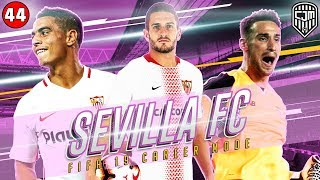 Download Video FIFA 19 Sevilla Career Mode: Masih Berusia 16 Tahun, Tyler Wright Langsung Turun Lawan Barcelona #44 MP3 3GP MP4