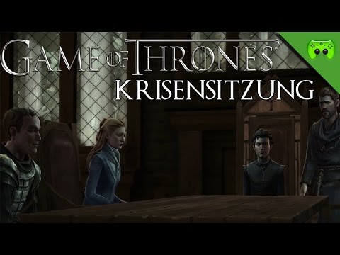 GAME OF THRONES # 5 - Krisensitzung «» Let's Play Game of Thrones | 60 FPS