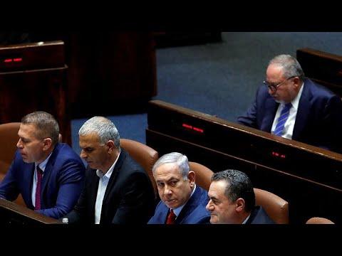 Ισραήλ: Διαλύθηκε η Κνεσέτ- Ανοίγει ο δρόμος για νέες εκλογές …