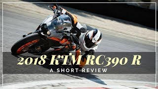 3. 2018 KTM RC390 R PRICE, SPECS AND REVIEW