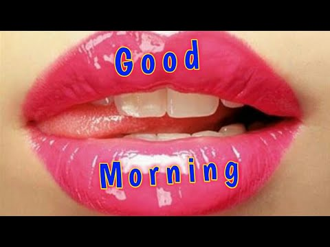 Love SMS - GOOD MORNING video SMS.
