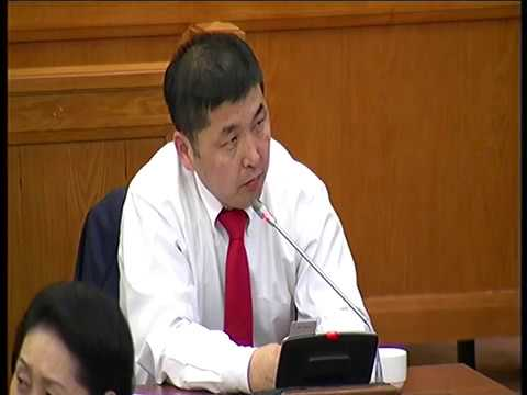 С.Чинзориг: Шударга бус шүүгчдийн асуудлыг цэгцлэх цаг нь болсон
