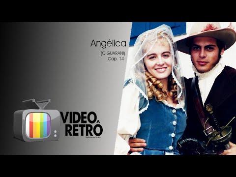 Angélica em O guarani 14 23