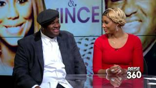 Tamar & Vince talk reality TV, marriage, music and more!