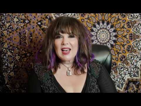Ann Wilson of Heart at Fremont Street Experience