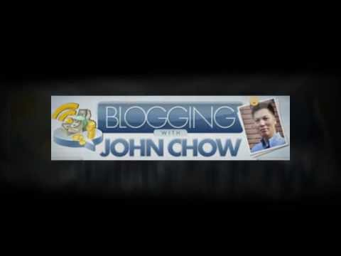 How to make money online with Blogging Using Blogging with John Chow Method