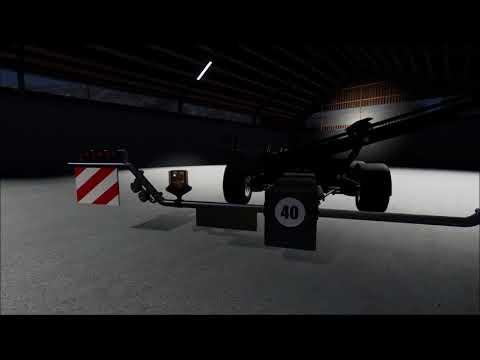 Cutter trailer Extrmo 1300 v1.0.0.0