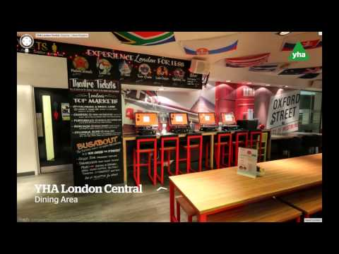 Video von YHA London Central