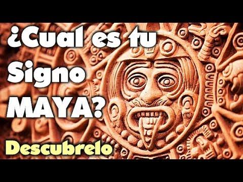 OROSCOPO MAYA ★ Calcolo del proprio Segno Zodiacale Maya