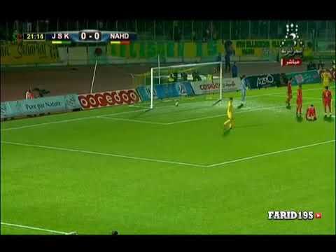 JSK-NAHD: Revoyez les buts marqués par les deux sélections