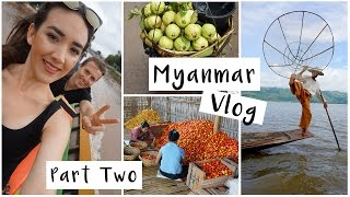 Inle Lake Myanmar  city images : Travel Myanmar Part Two - Inle Lake