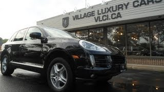 2009 Porsche Cayenne In Review - Village Luxury Cars Toronto