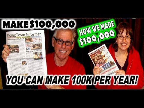 2015 Business Idea MAKES $100,000 YEARLY – PARTNER WITH ART