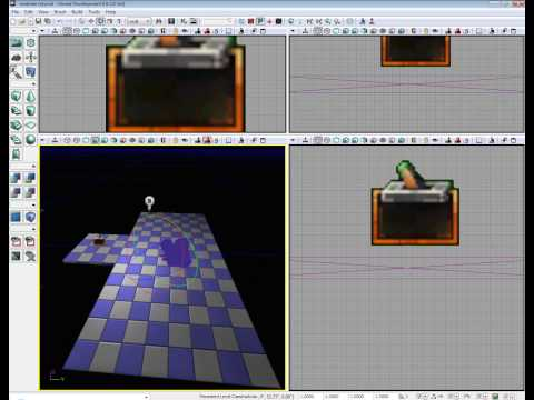 preview-Matinee Unreal Development Kit Part 2 - UDK Tutorial (raven67854)