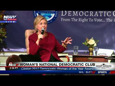 Video Hillary Clinton BLAMES: Comey, Voter Fraud, Russians, Wikileaks, Emails For Losing Election (FNN) download in MP3, 3GP, MP4, WEBM, AVI, FLV January 2017