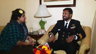 Exclusive interview of Cmdr Abhilash Tomy, Naval Adventurer