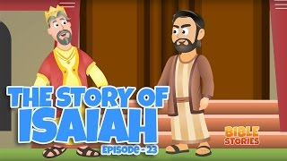 Video Bible Stories for Kids! The Story of Isaiah (Episode 23) MP3, 3GP, MP4, WEBM, AVI, FLV Juni 2019
