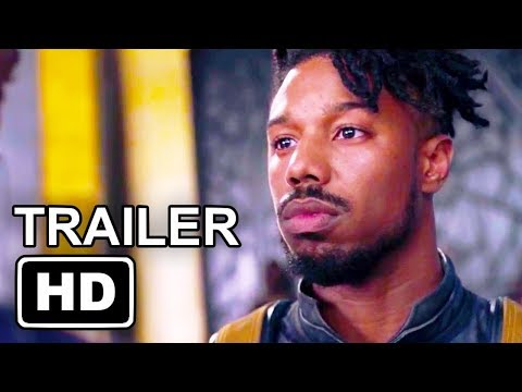 BLACK PANTHER Responsibility Trailer NEW (2018) Superhero Movie HD