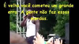 Racismo em Show do Rapper Akon