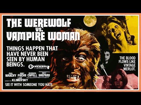 The Werewolf Vs Vampire Woman 1971   Horror, Drama  Paul Naschy, Gaby Fuchs, Barbara Capell