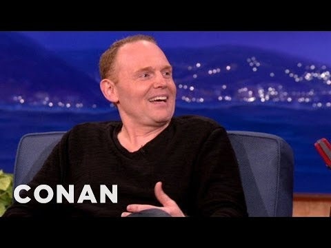 Conan - Bill Burr On Oprah And Lance Armstrong