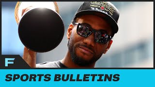 Kawhi Leonard Did Not Travel To Orlando NBA Bubble With The Clippers by Obsev Sports